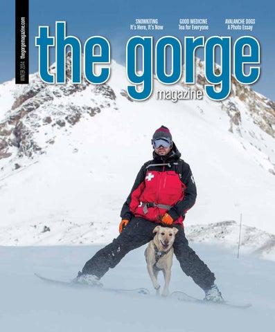 b3db0410b0 The Gorge Magazine Winter 2015 by The Gorge Magazine - issuu