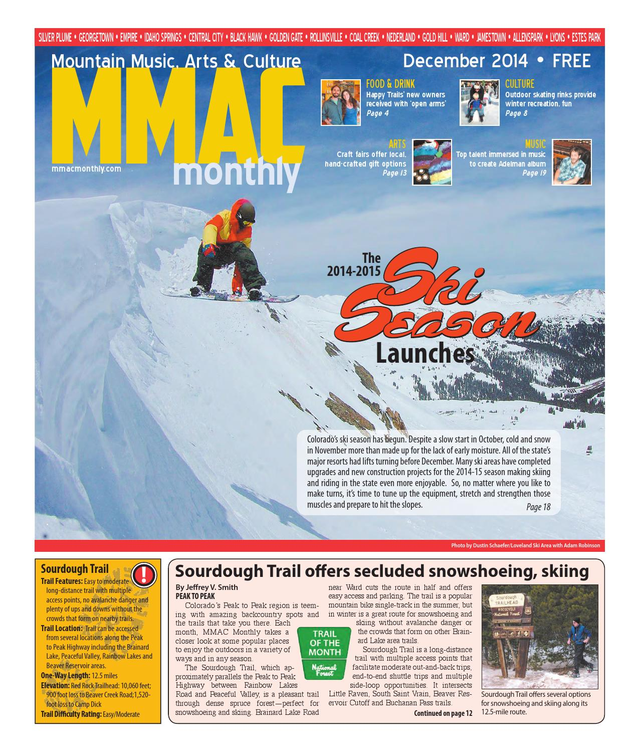 MMAC Monthly December 2014 by Wideawake Media - issuu