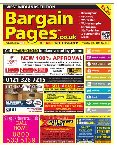 size 40 b9f8f 29d16 Bargain Pages Midlands, 25th November 2014 by Loot - issuu