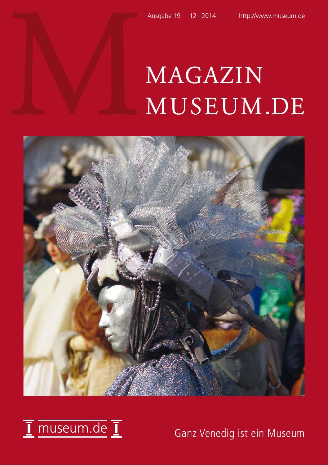 Magazin Nr. 19 by museum.de - issuu