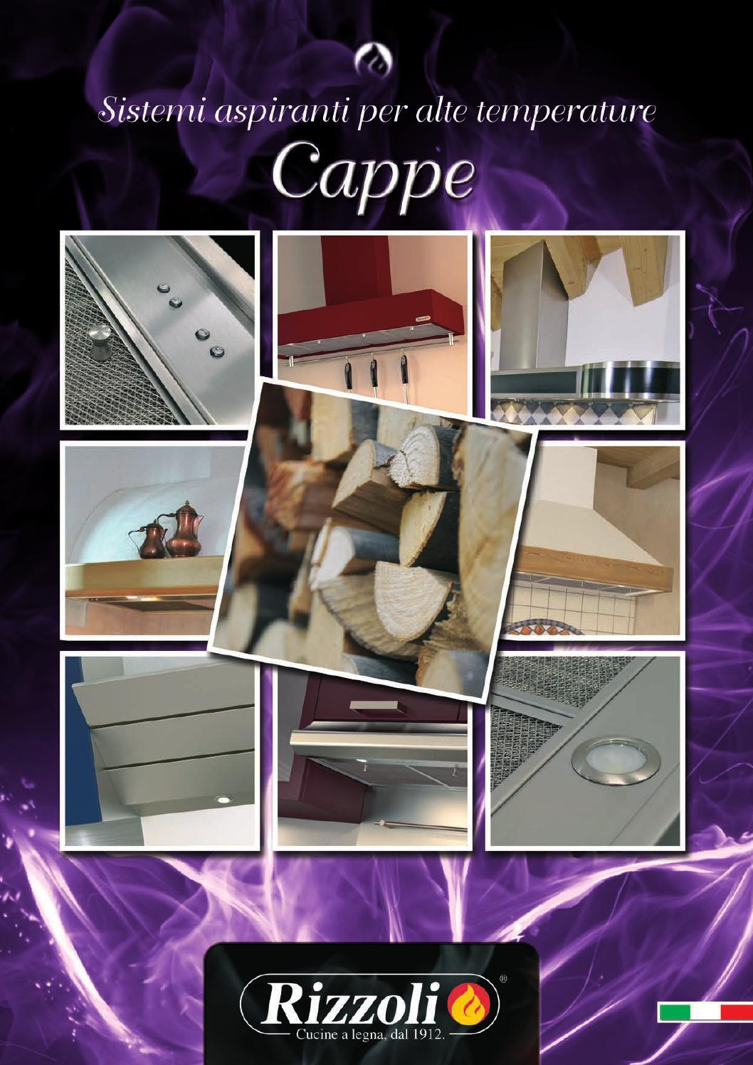 Catalogo Cappe by Rizzoli - issuu