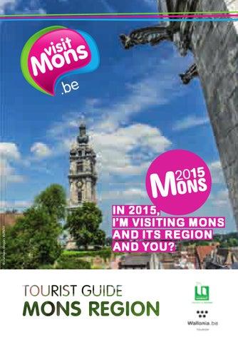 Tourist Guide Mons Region by visitMons - issuu