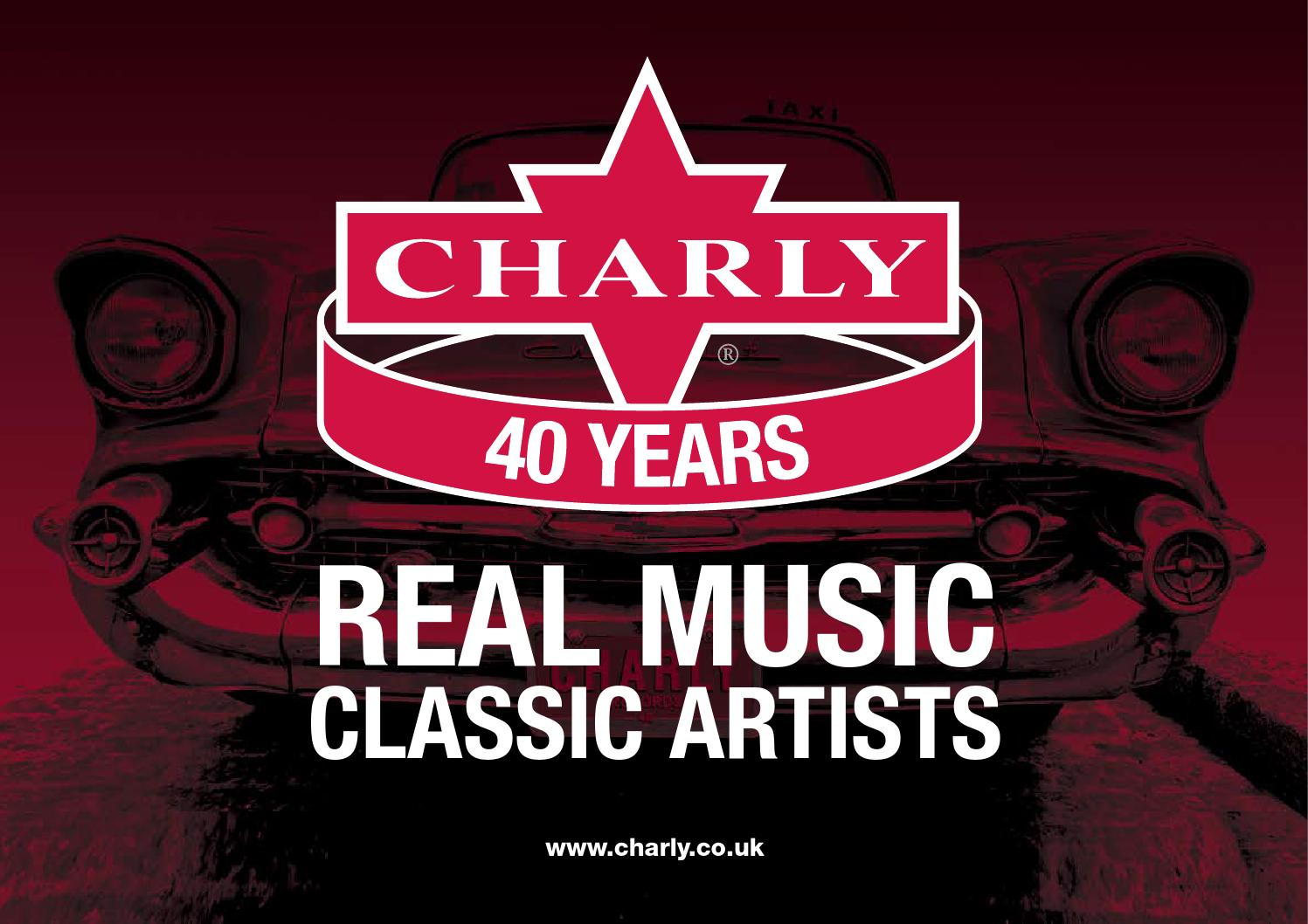 Charly records product catalogue 2015 by snapper music issuu fandeluxe Choice Image