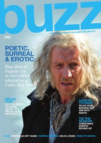 f0a06582d07 Buzz Magazine - Dec 2014 Jan 2015 - Film   Festive Issue by Buzz ...