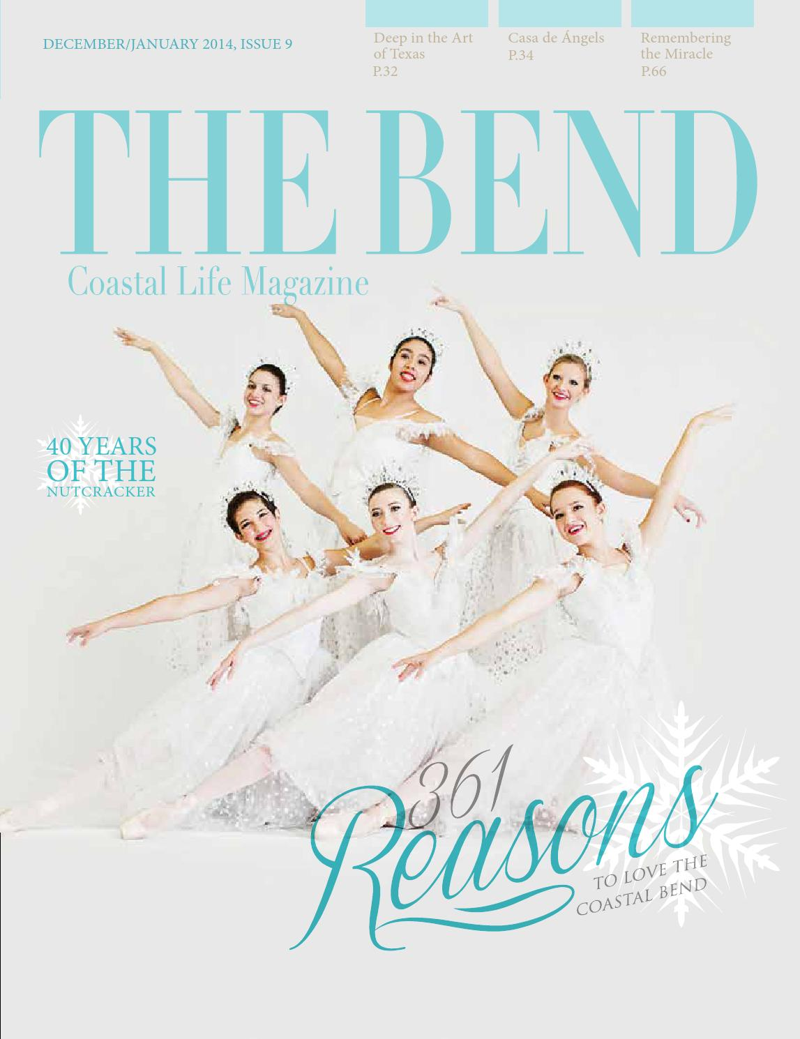 December January 2014 by The Bend Magazine - issuu