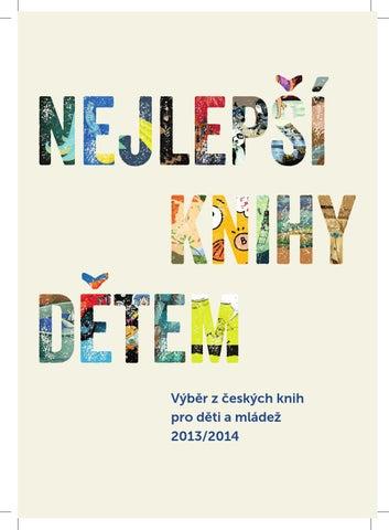 Nejlepší knihy dětem 2013 2014 by Městská knihovna Prostějov - issuu cc6a6fbfd9