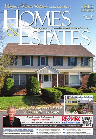 homes estates magazine bergen passaic december 3 2014 by rh issuu com