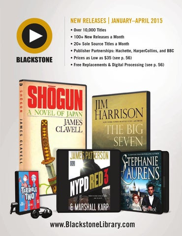 Blackstone audio jan apr 2015 by blackstone library issuu page 1 fandeluxe Image collections