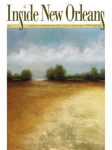 42ce49915e December 2014 January 2015 Issue of Inside New Orleans by Inside ...