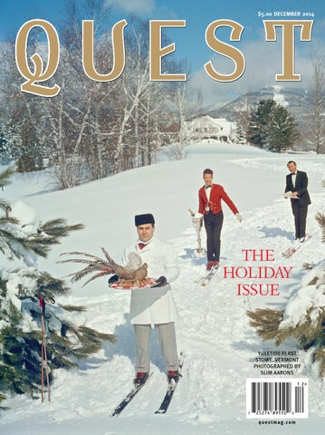 2b66ee8a14fe Quest December 2014 by QUEST Magazine - issuu