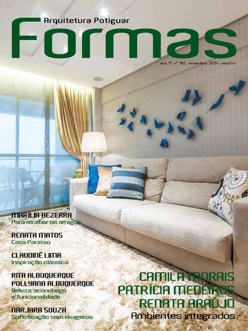 24b5840547de8 Formas 165 web by Formas Arquitetura   Design   Arte - issuu