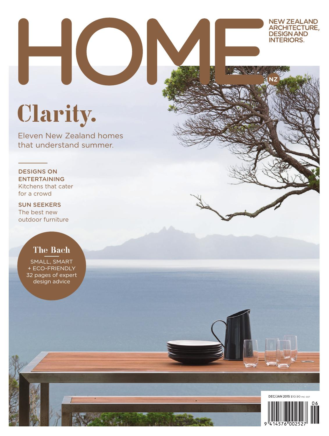 HOME NZ Dec 2014 / Jan 2015 by HOME NZ - Issuu