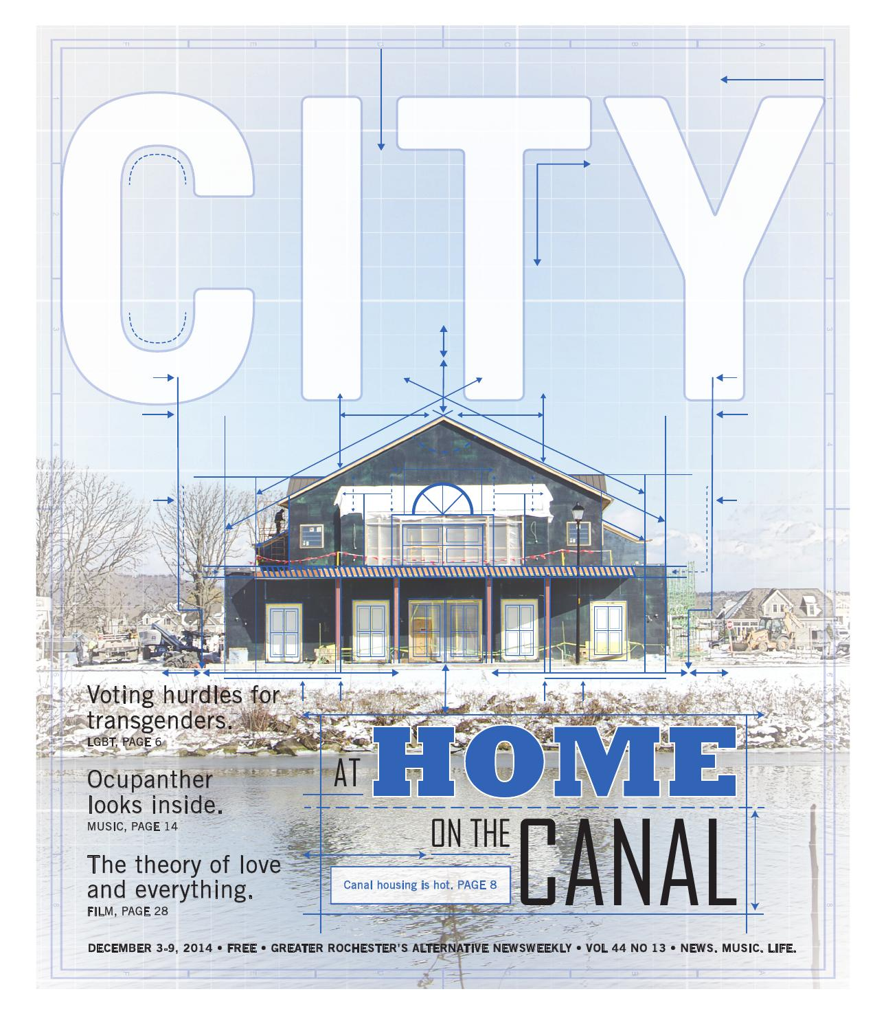 32497f01ce52 December 3-9, 2014 - CITY Newspaper by Rochester City Newspaper - issuu