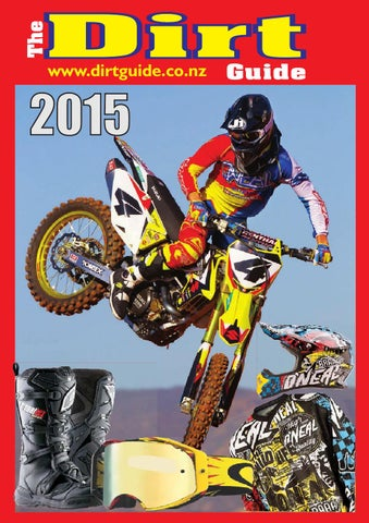 f868b0d7dee Dirt guide 2015 master by Northern Accessories - issuu