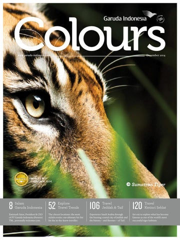 Colours Garuda Indonesia December 2015 by AGENCY FISH - issuu 4d22f9052c