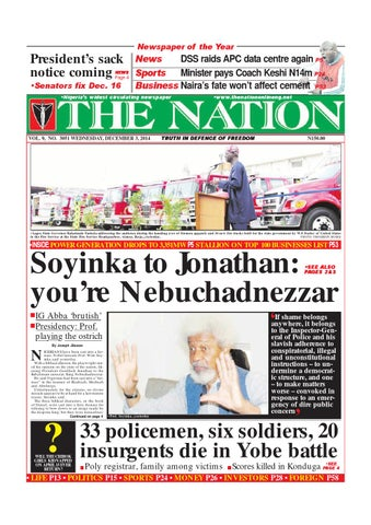 The Nation December 03 2014 By The Nation Issuu
