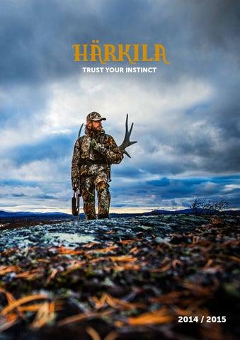4625ba6a4ac0c Harkila catalogue 2014 / 2015 - International by Härkila - issuu