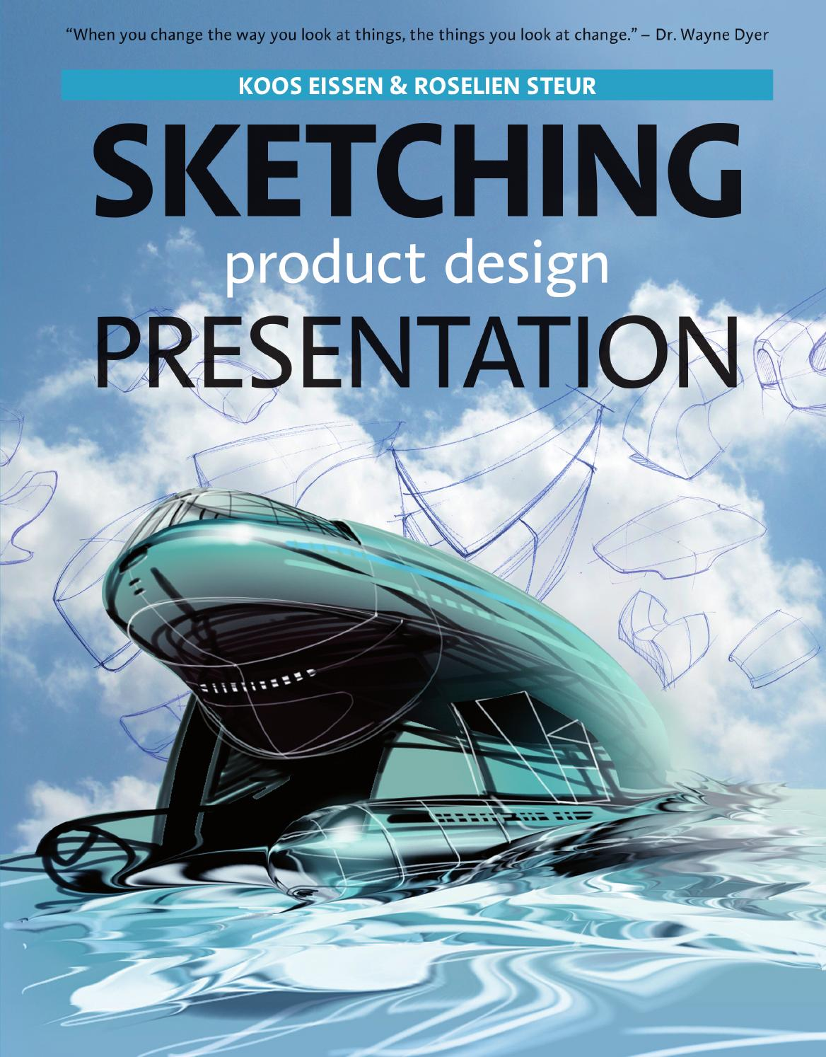 Sketching Product Design Presentation By Bis Publishers Issuu