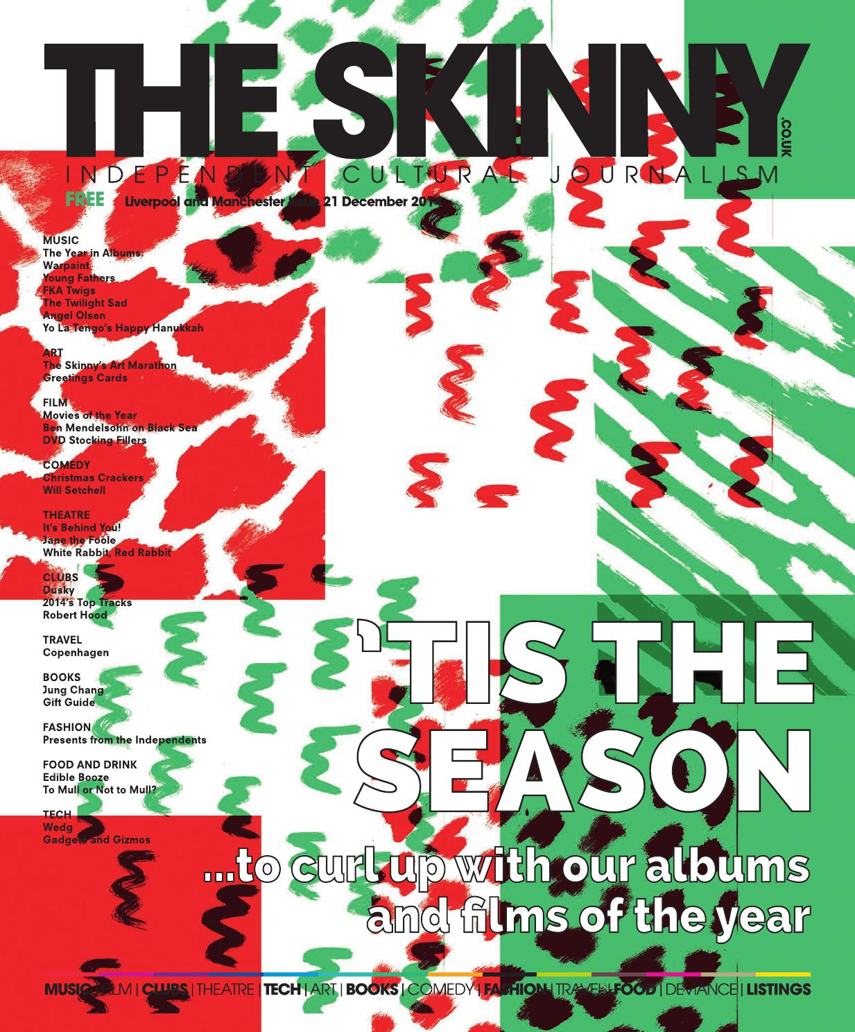 The Skinny Northwest December 2014 By Issuu Gimme Brow Henna Alis Arab