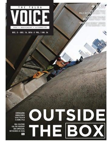 The Tulsa Voice   Vol. 1 No. 24 by The Tulsa Voice - issuu