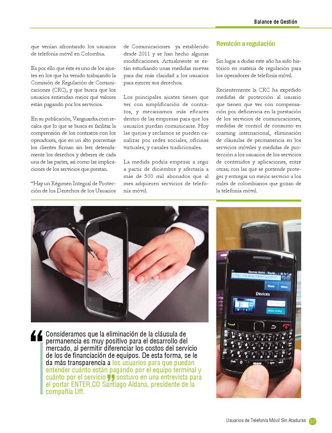 f81a00ba964 Gestión y Desarrollo en la Calidad del Servicio by Comunicaciones Publicas  - issuu