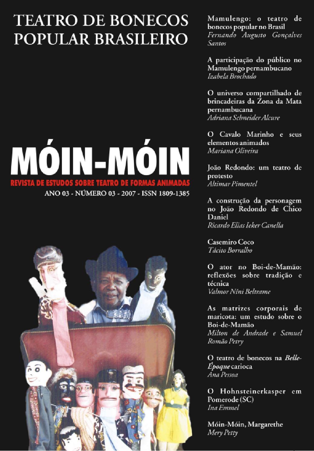Revista Móin Móin - Edição 03 by Scar - issuu 9a754f54cb