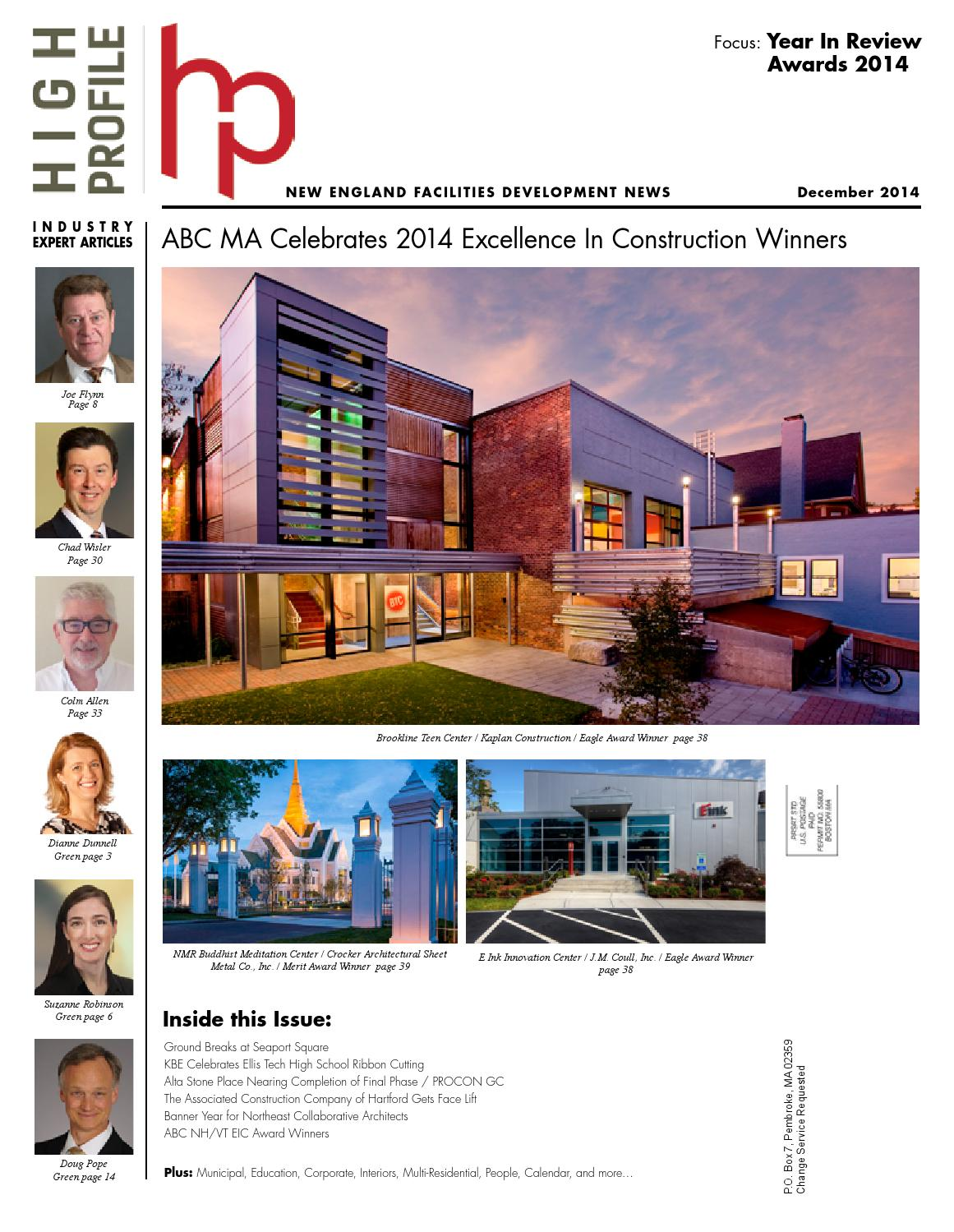 High Profile December 2014 By High Profile Issuu