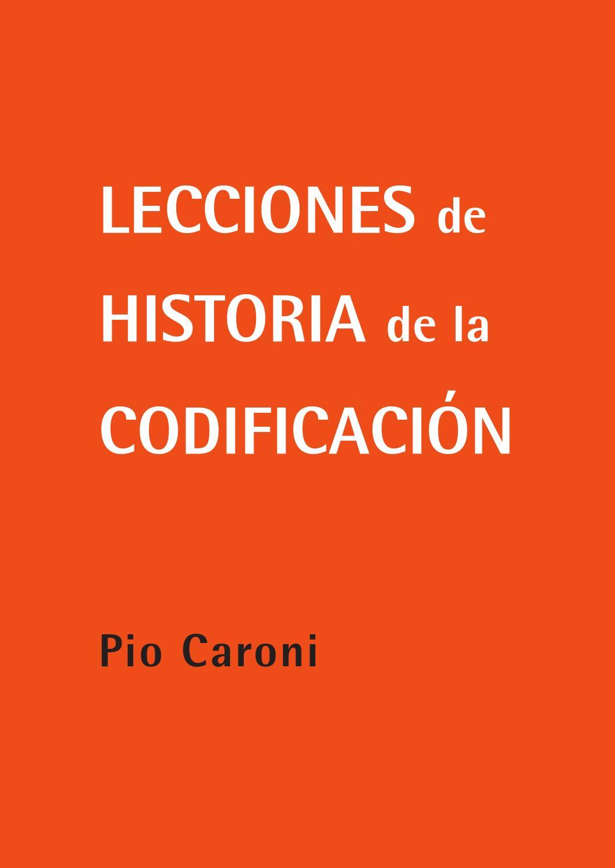 Pío Caroni, \