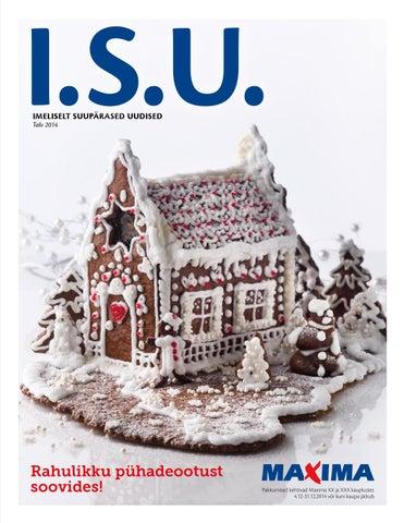 af0ad51ded3 Maxima I.S.U. talv 2014 by Valdek Laur - issuu