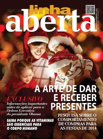 Linha Aberta Brazilian Magazine Maio 2016 by Linha Aberta Magazine ... 6d45c5f966