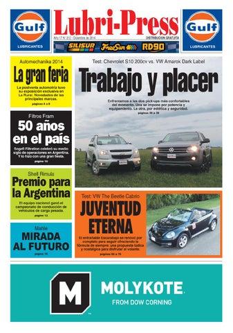 Lubri-Press 212 - Diciembre 2014 by Autopress Ediciones - issuu 8e2feb2d08b