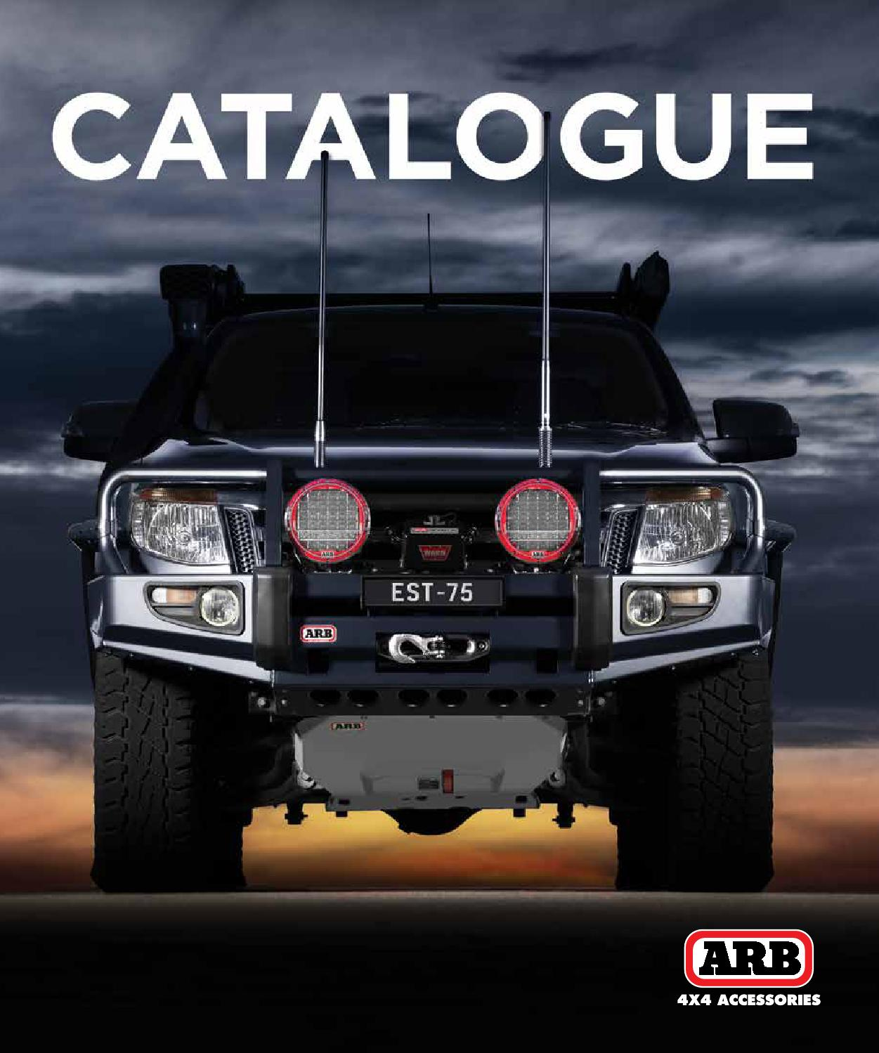 & ARB Catalogue 2015 by ARB4x4 - issuu