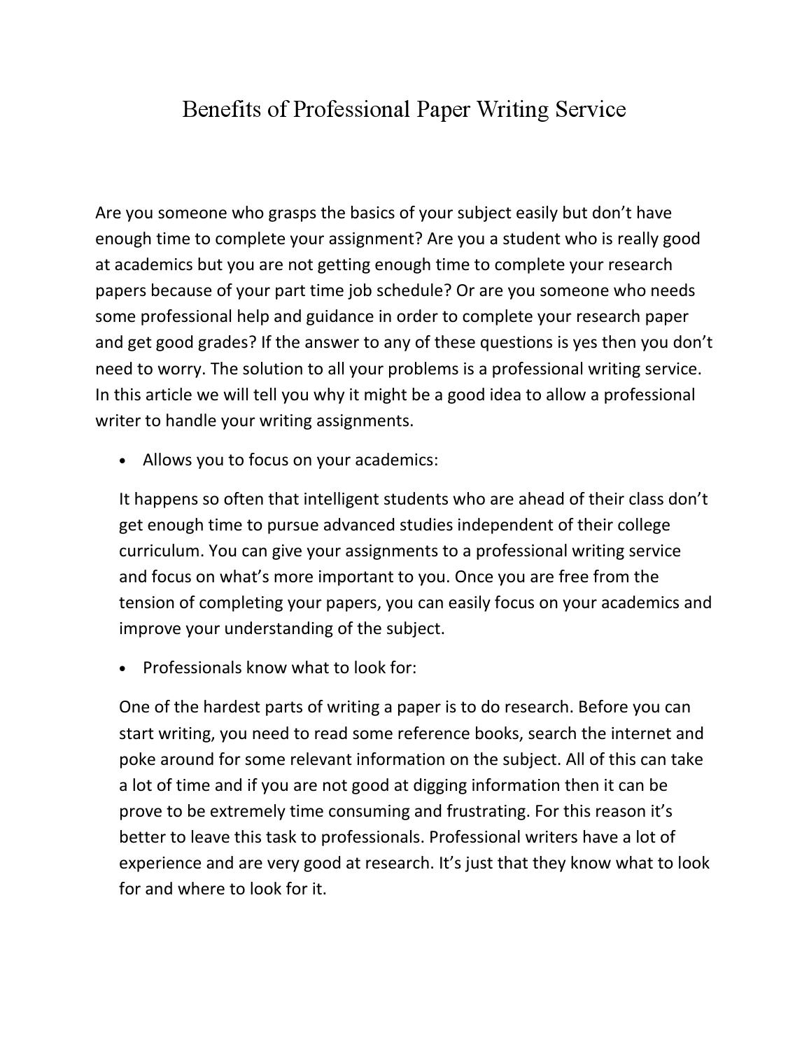 Research paper on germany