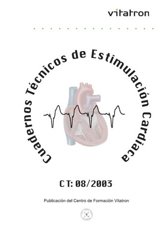 4f1852b48eed6 CTEC - Número 08 03 by Sociedad Española de Cardiología - issuu
