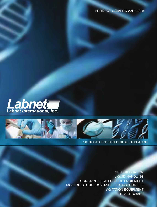 Catlogo Labnet 2014 by Ciencor