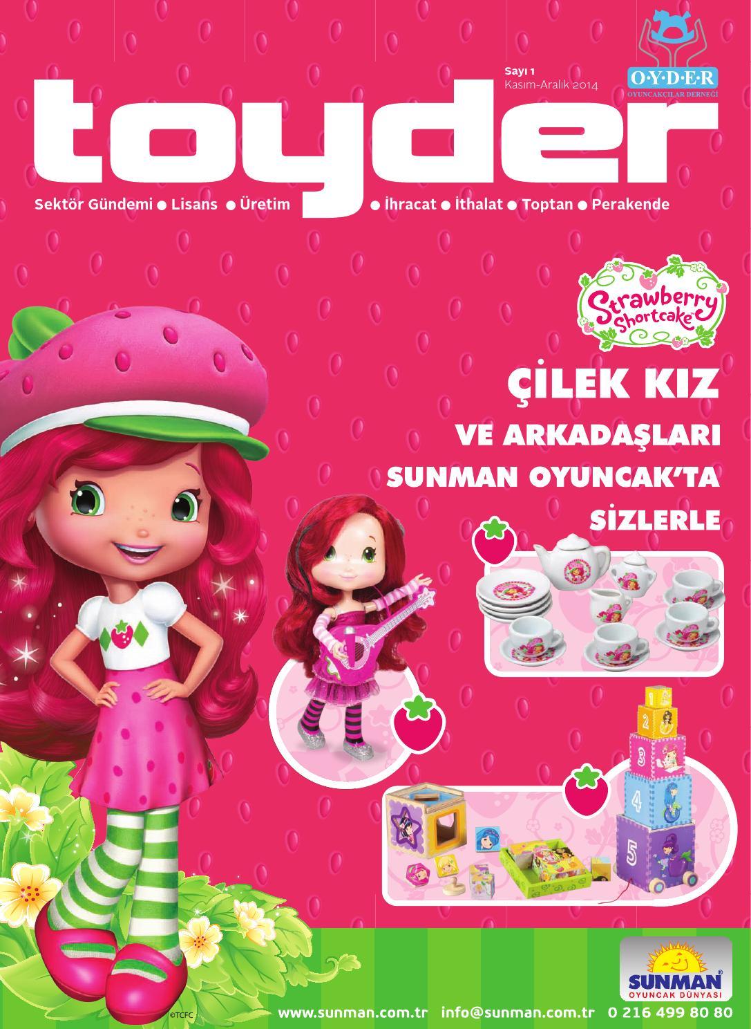 Toyder 1 By Oyuncakcilar Dernegi Issuu