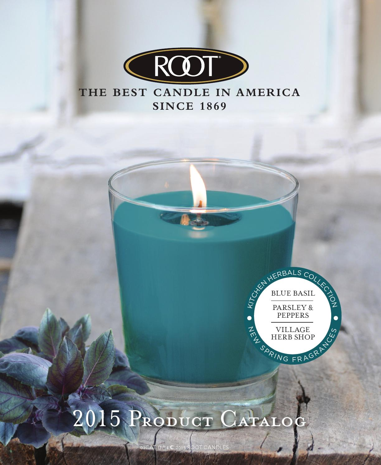 Root Candles Large Queen Bee 22 oz Paradise Creamy White