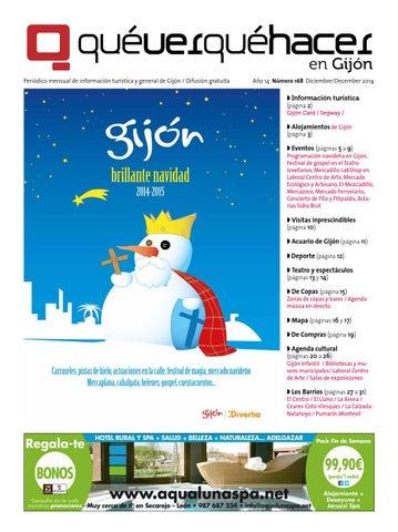 b418b4b85 Qué ver qué hacer en Gijon diciembre 2014 by uve comunicacion - issuu