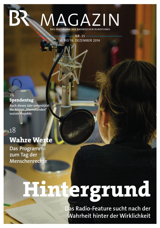BR Magazin Nr. 12 vom 12.12. 12.12.12 by Bayerischer Rundfunk ...