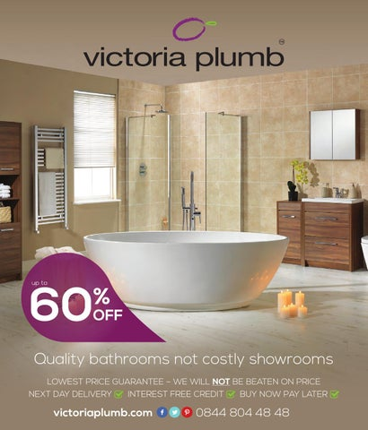 Autumn Winter Brochure 2013 By Victoriaplumbbathrooms Issuu