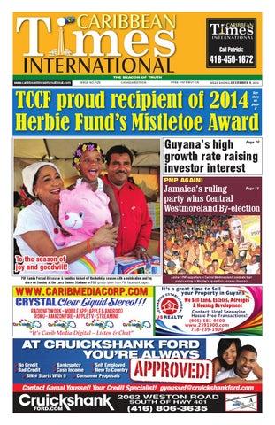 Caribbean Times International by Gytimes - issuu