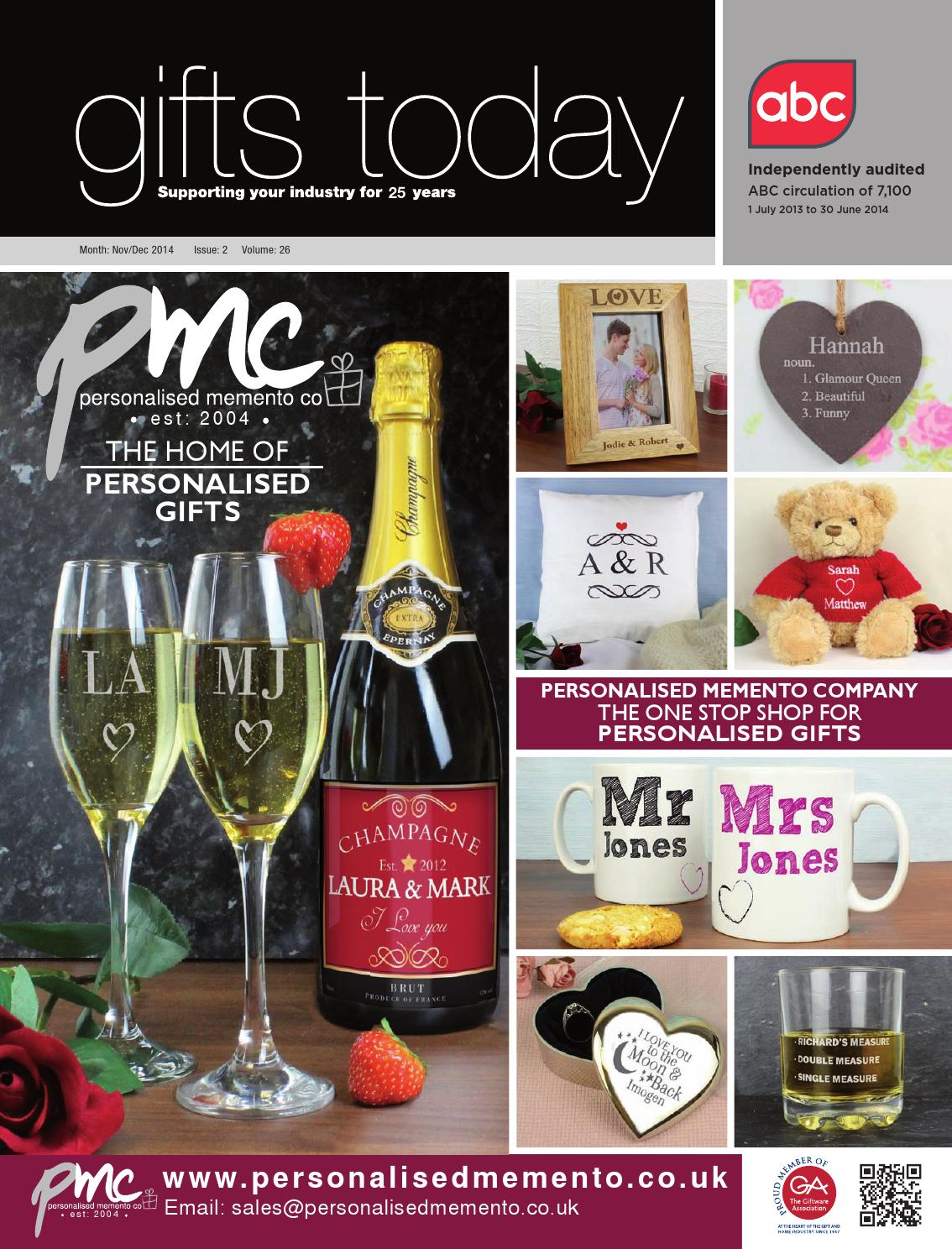 Gifts Today by Lema Publishing - issuu