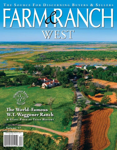 Farm & Ranch West 57 by Farm and Ranch Publishing, L.L.C. ...
