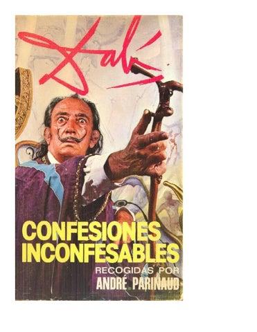 Dali confesiones inconfesables by SEBASTIAN NUÑEZ - issuu