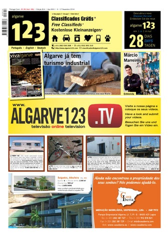 Algarve123 edio 854 by tourvision foundation issuu page 1 fandeluxe Gallery