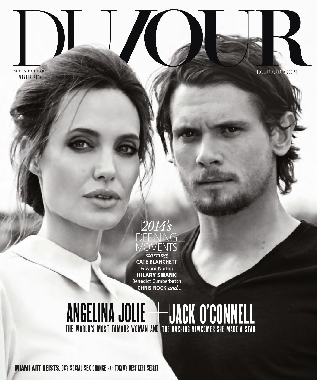 Angelina Jolie Film Nuda winter 2014dujour media - issuu
