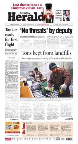 Everett Daily Herald December 05 2014 By Sound Publishing Issuu