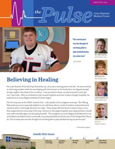 The Pulse 2014 Issue 2 By Unitypoint Health Issuu