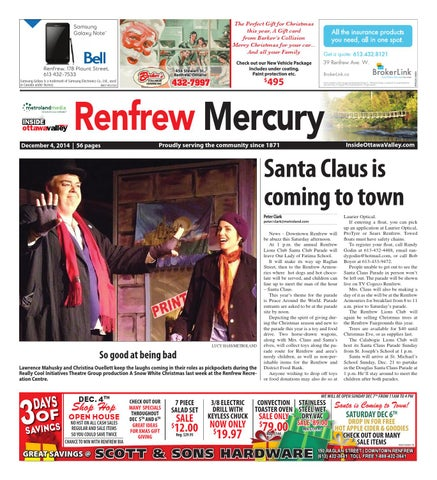 Renfrew120414 by Metroland East - Renfrew Mercury - issuu 994c0b25211