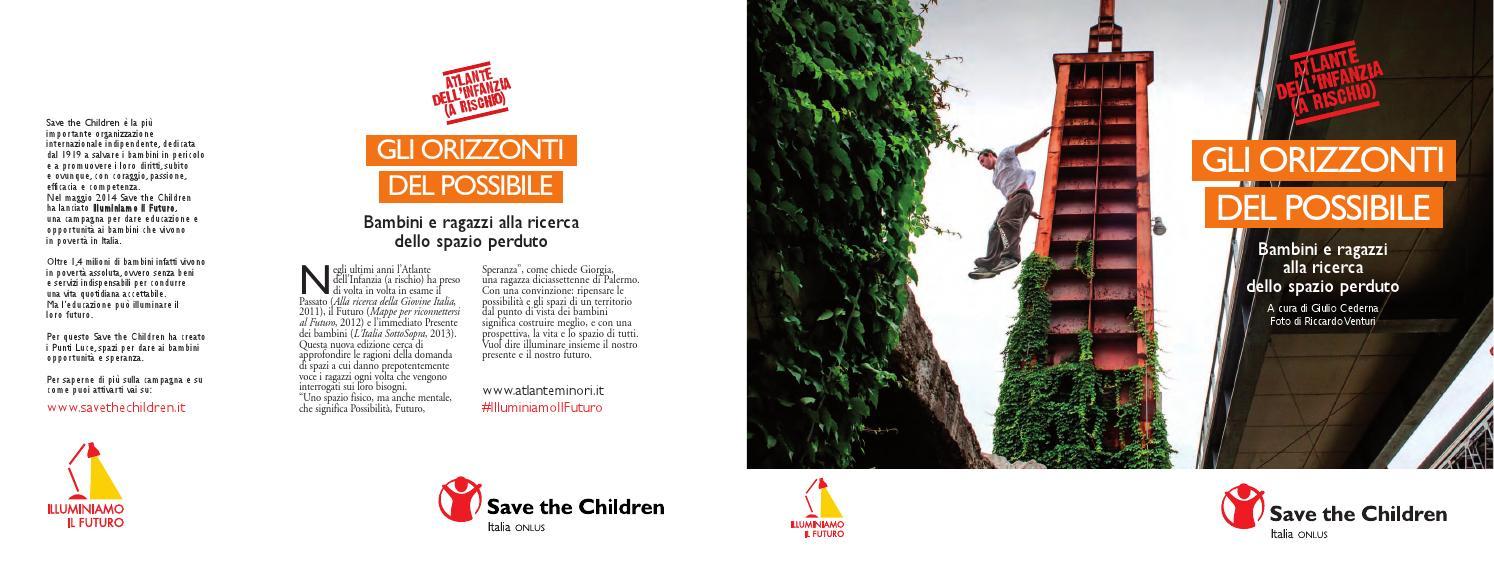 L atlante dell infanzia a rischio 2014 by Save the Children Italia - issuu 0d5c4dd34c8d